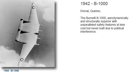 Burnelli B-1000 (1942)