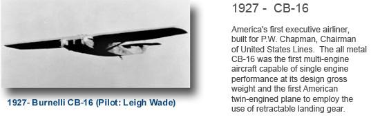 Burnelli CB-16 (1927)