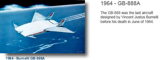 Burnelli GB-888A (1964)