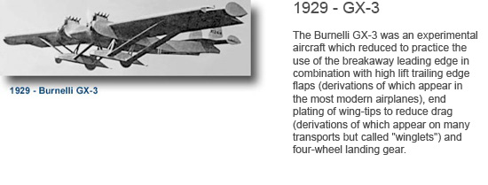Burnelli GX-3 (1929)