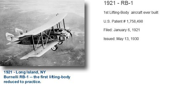 Burnelli RB-1 (1921)