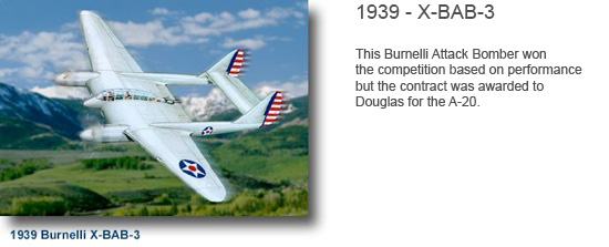 Burnelli X-BAB-3 (1939)